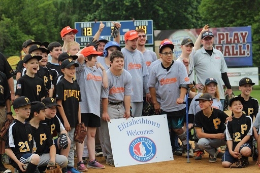 EBC Welcomes Challenger of Lancaster County Little League