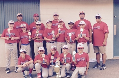 2015 Elizabethtown Bears Cup 10U Champion - Lebanon Valley