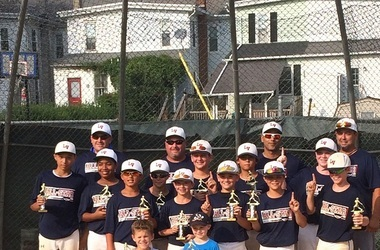 2016 Elizabethtown Bears Cup 11U Champion - Lebanon Valley